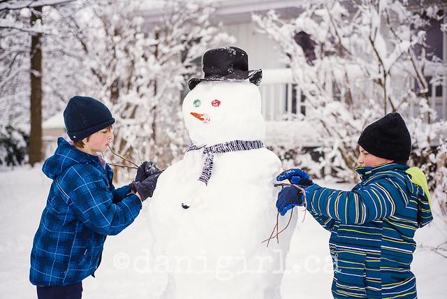 snowman redux 2