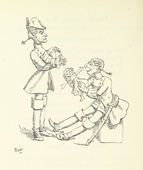 Image taken from page 266 of 'The Bab Ballads, with which are included Songs of a Savoyard ... With 350 illustrations by the author'