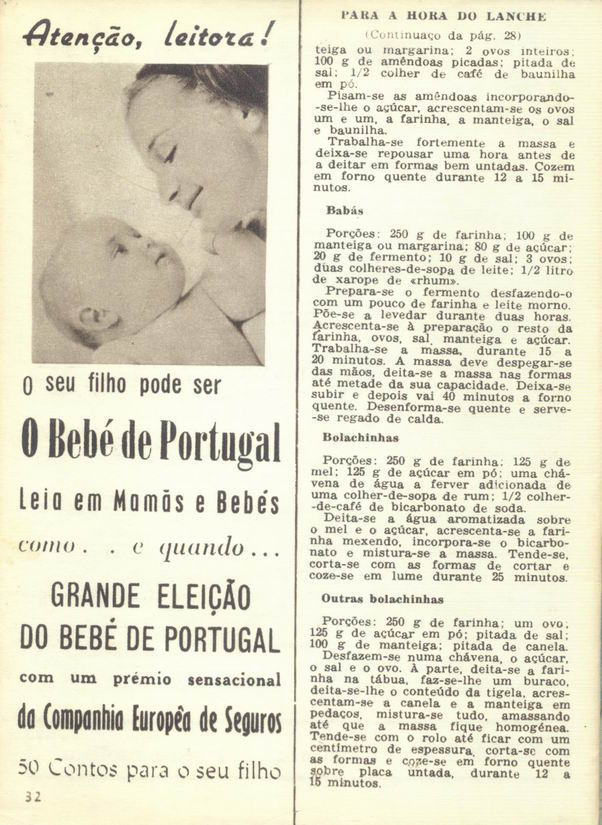 Crónica Feminina Culinária, Nº 23, 1963 - 17