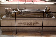 Tomb of Richard the Lion Heart