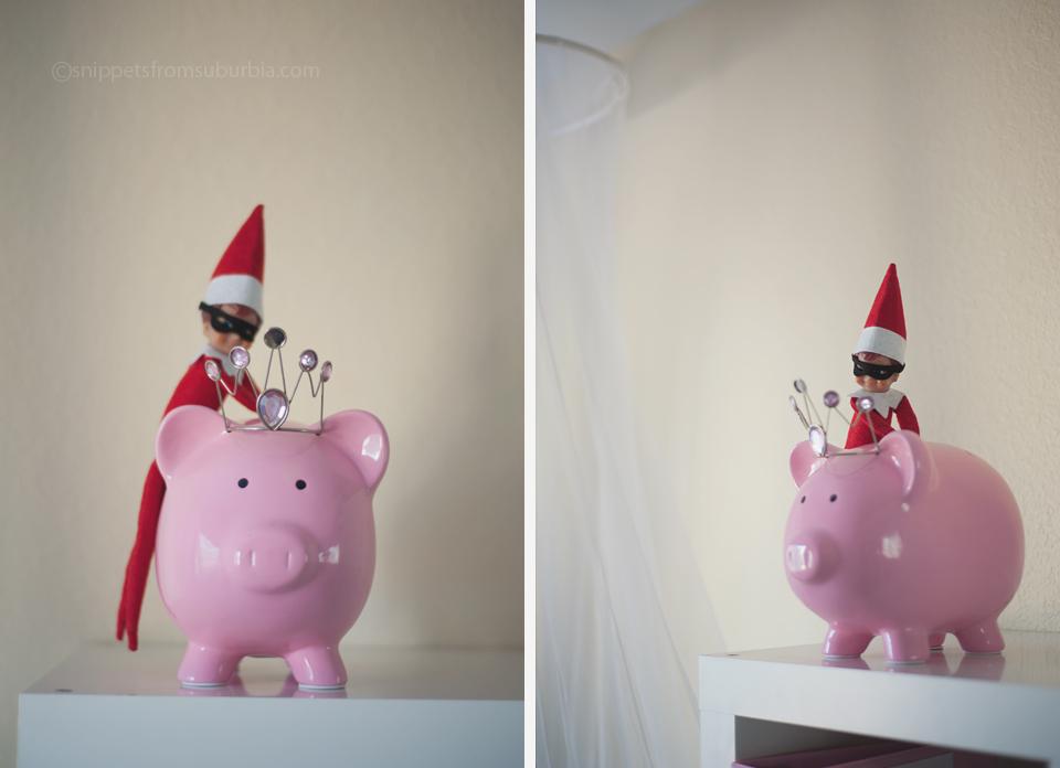 Elf on the Shelf, Day 14