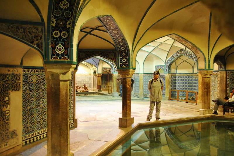 209 Antiguos Baños en la plaza Central de Kerman (10)