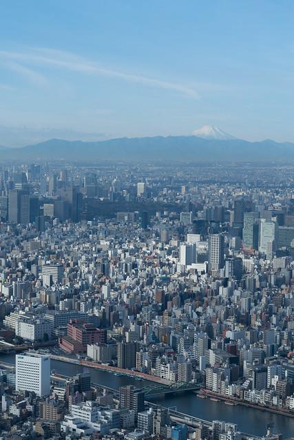 Tokyo Fuji-view