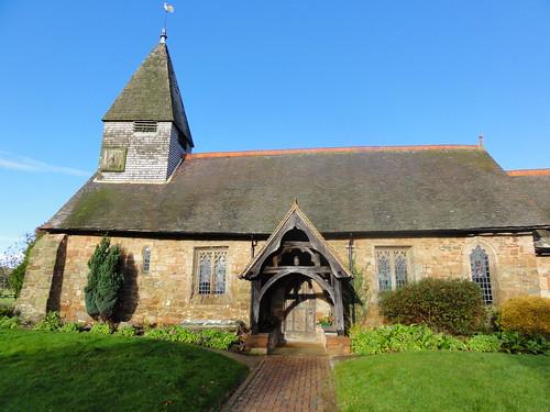 Alfrick Church