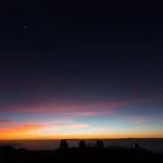 Dusk, Mauna Kea