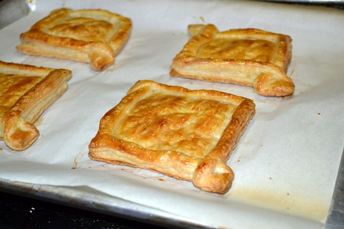 Puff Pastry Bases