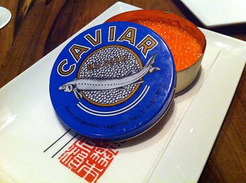"Mango ""caviar"""