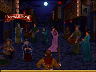 Monkey King Bonus Game