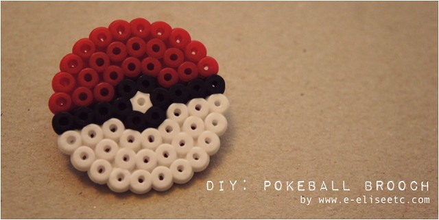 diy pokeball brooch 1