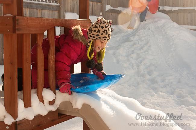 Secrets to better snow photos