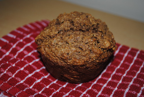 secret ingredient peanut butter muffins (2)
