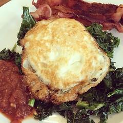 lunch, breakfast, cutlet, meat, food, dish, cuisine,