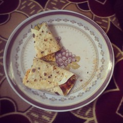 Home-made Frankee