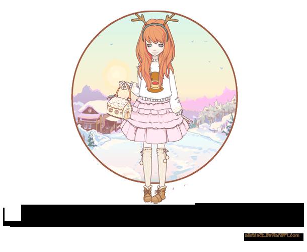 Lolita Cor-de-Rosa ♥