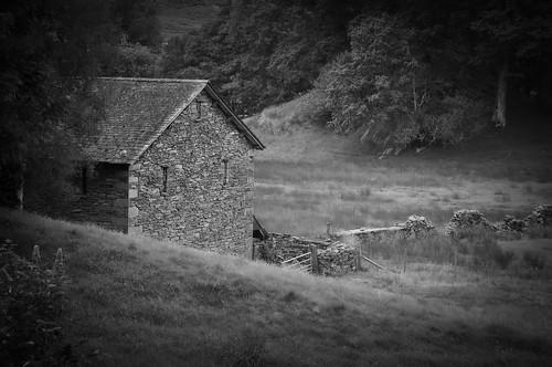 Barn by the Marsh