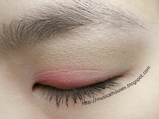 Pink Green Eyeshadow Valentines Day 2