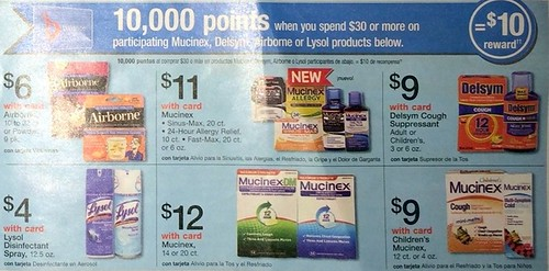 photo about Mucinex Printable Coupon named Mucinex Immediate Max $5.67 at Walgreens at the time Printable Coupon