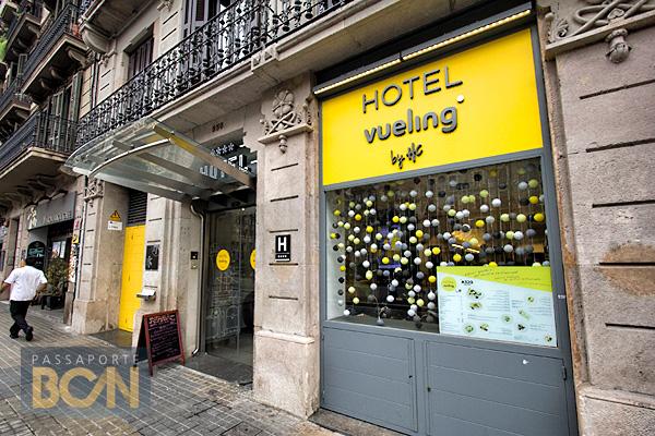 Hotel Vueling BCN by HC, Barcelona