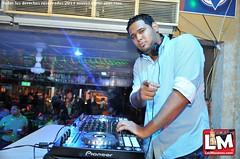Dj Mikjail Díaz, Dj Ariel y La persona @ Millenium Bar y Liquor Store