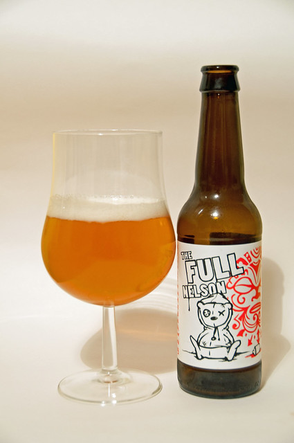 Tiny Rebel Brewery 'Full Nelson'