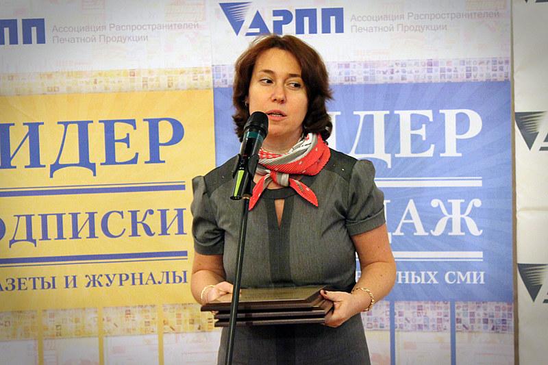 Елена Шитикова, Гильдия издателей периодической печати
