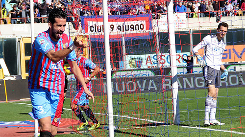 Catania-Lazio 3-1, le dichiarazioni dei protagonisti$