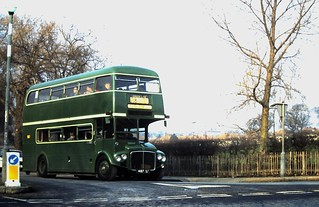 91-043 RMC1487 (487 CLT) reaches the end of Elder Road