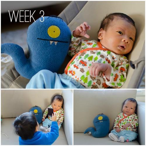 Oliver - Week 3