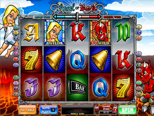 Angel or Devil slot game online review