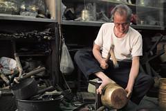 person, blacksmith,
