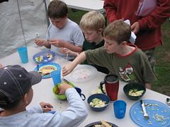Cub Scout Summer Camp 2007