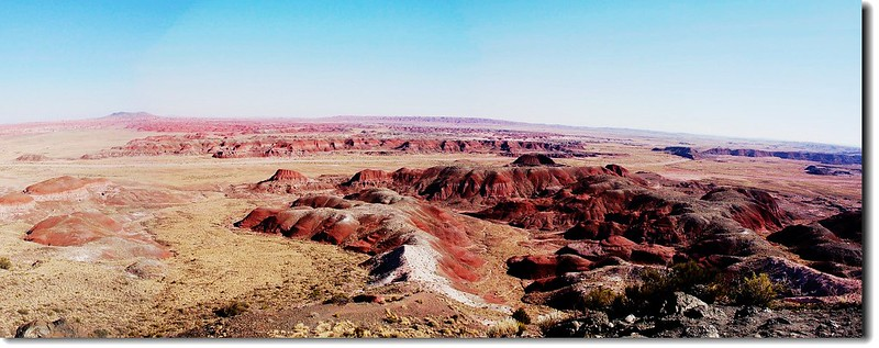 Painted Desert From Chinde point1