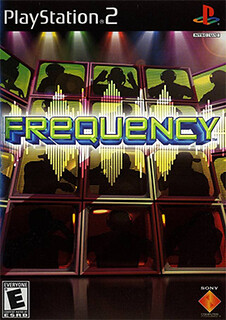 FreQuency on PS2