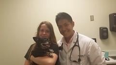 With Dr. Vitt