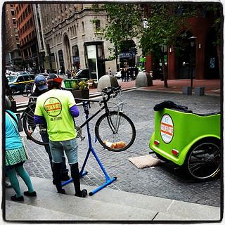 btwd2014sf golden-gate-pedicab-tuneup