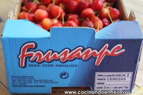 Chutney de cerezas www.cocinandoentreolivos (4)