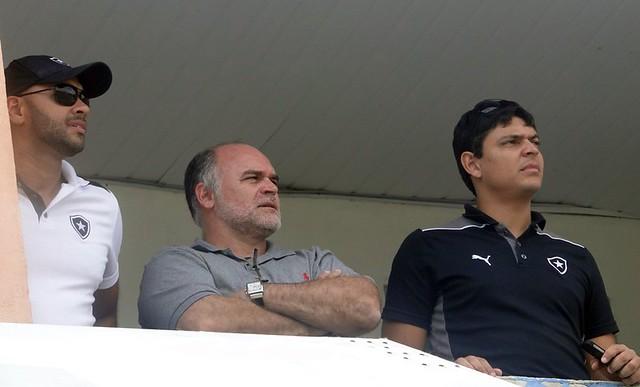 Duque de Caxias 0 x 1 Botafogo - Taça Guanabra Sub-17
