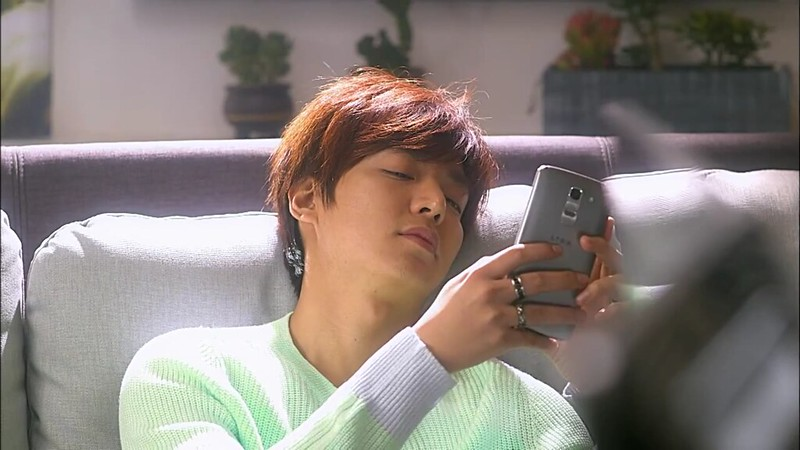 Lee Min Ho for NAVER LINE Messenger Micro Drama [EPISODE 2] .mp40026