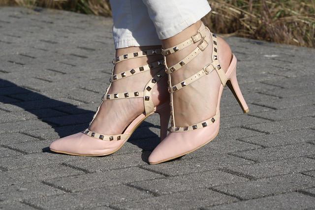 zapatos clon de valentino