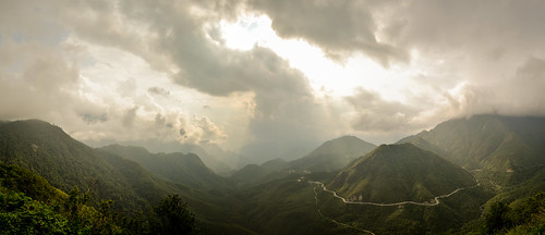 Tram Ton Pass, Sapa the Heaven's Gate