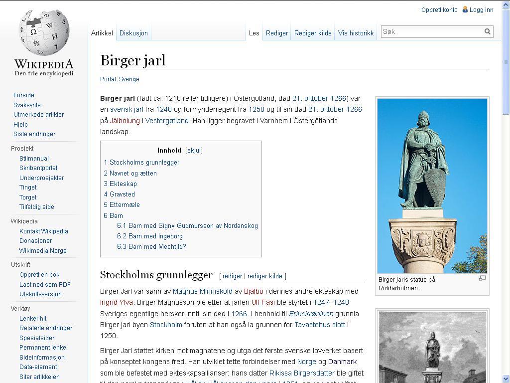 birger jarl wiki