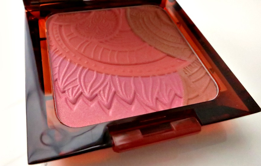 ARTDECO, Summer, tri-colour blush, blusher, rosy cheeks, summer collection