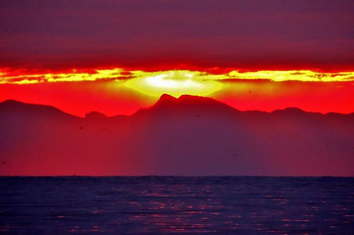 canada beautiful sunrise bc vancouverisland qualicum qualicumbeach texada