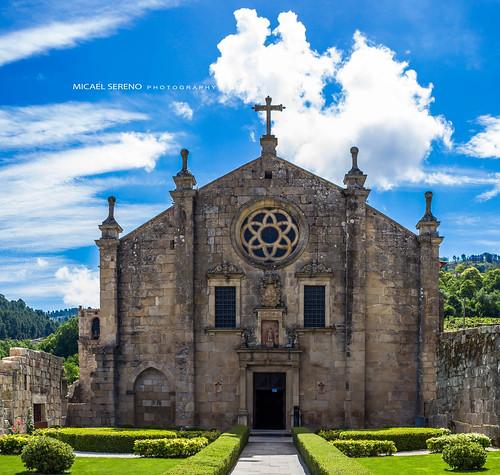 Igreja do Mosteiro de São João de Tarouca, Tarouca - Portugal