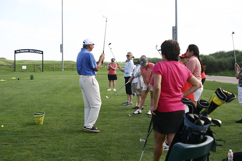 LGA Golf Clinic in Austin