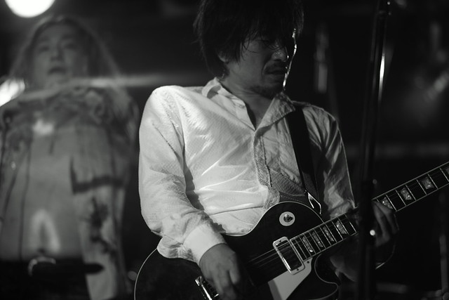 THE ELECTRIC EEL live at ShowBoat, Tokyo, 27 Jun 2014. 227