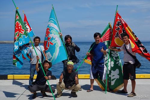 【80日目】お見送り!宴会(北海道)