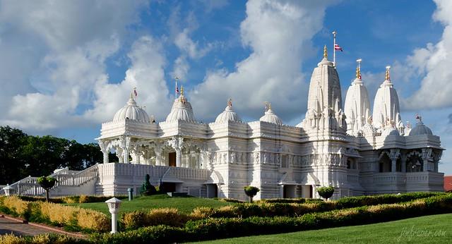 BAPS Shri Swaminarayan Mandir Chicago