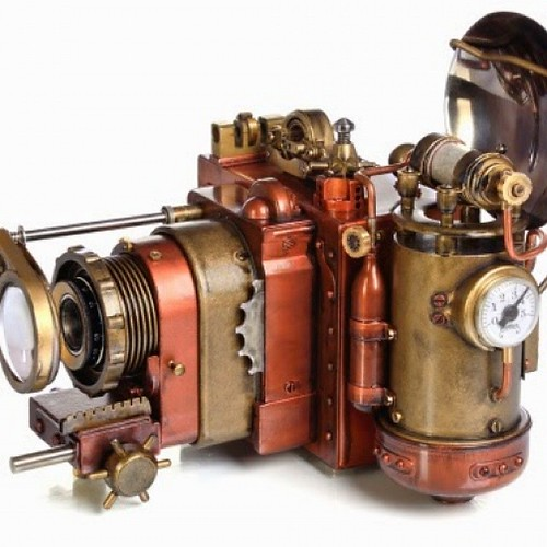 #foto #camera #steampunk #klsplus #awesome