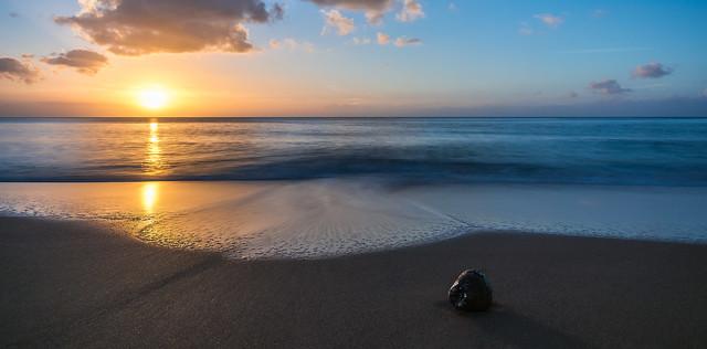 claudecastor - Sunset in Paradise